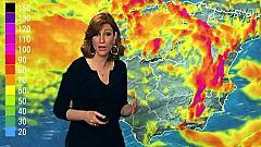 Lluvias y viento muy fuerte en norte y este Península y Baleares