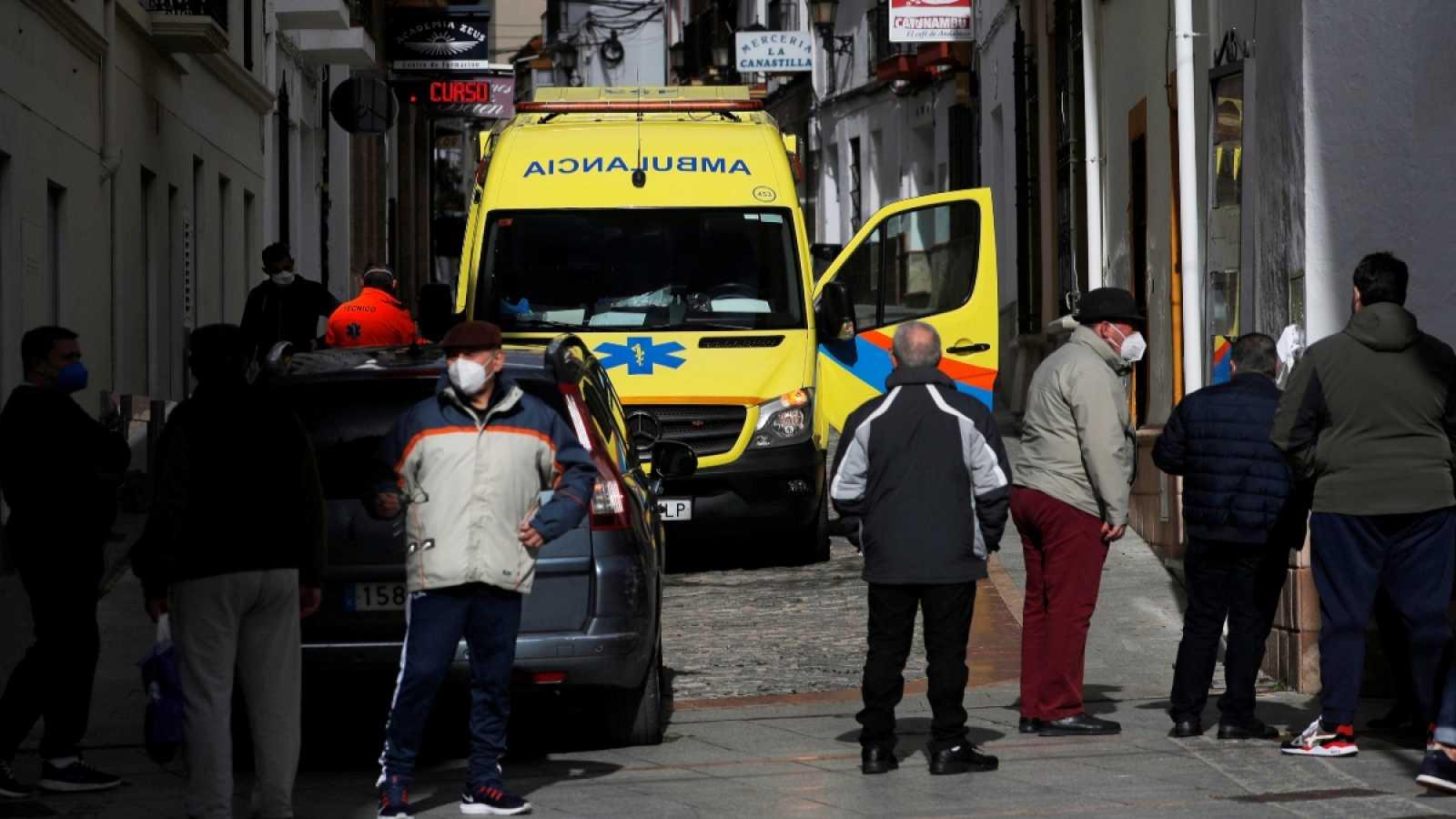 España registra más de 1.400 muertes con COVID-19 en una semana