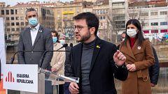Los partidos se posicionan de cara a las elecciones catalanas