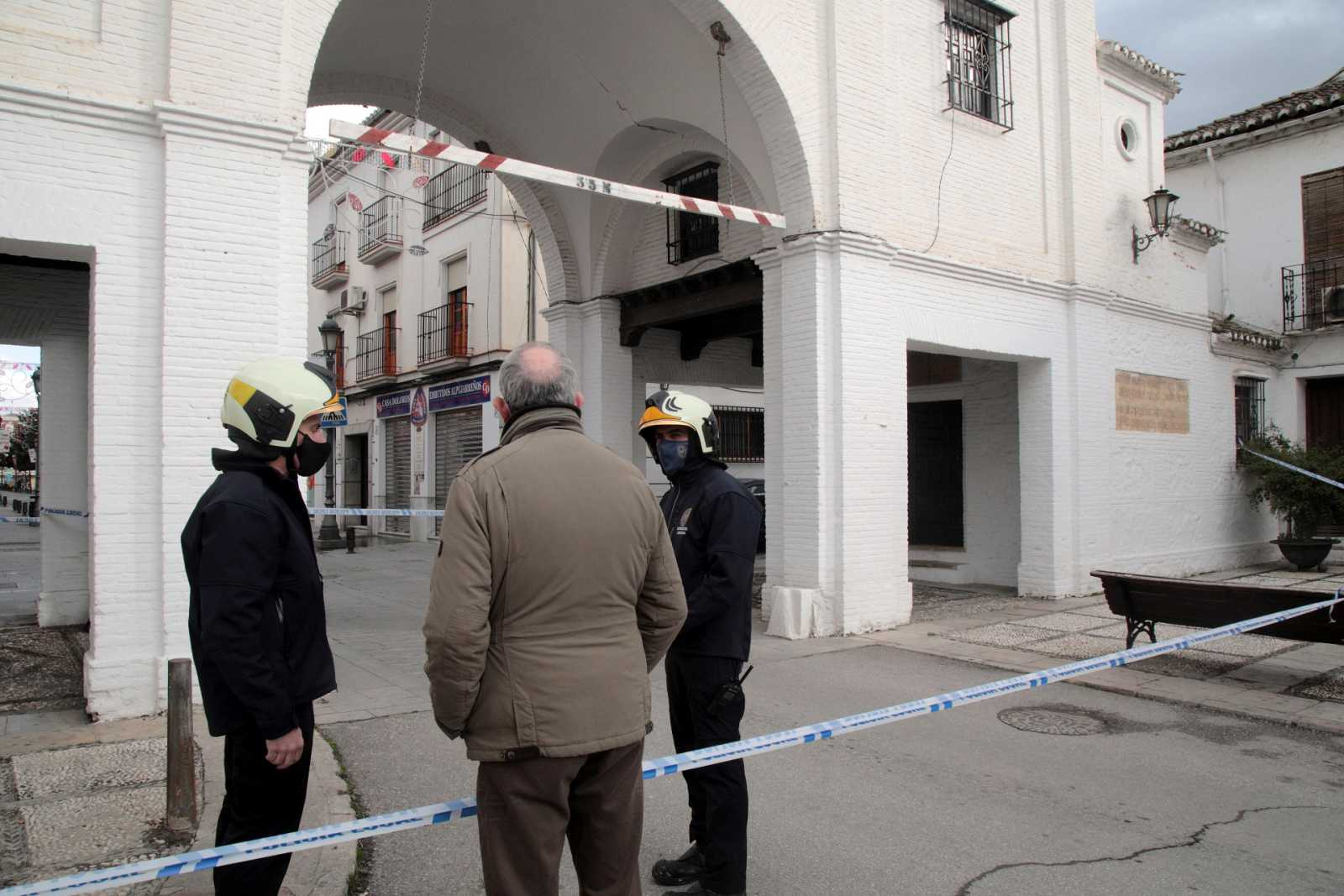 Registrado un terremoto de magnitud 4,4 con epicentro en la localidad granadina de Santa Fe