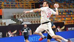 Balonmano - Campeonato del Mundo masculino. 2ª fase: Uruguay - España