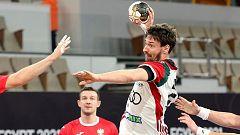 Balonmano - Campeonato del Mundo masculino. 2ª fase: Polonia - Hungría