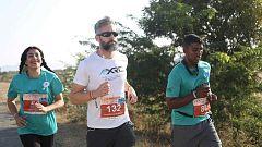 La VI Ultramaratón de Anantapur da la vuelta al mundo en 20 ciudades