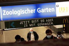Alemania prohibe en el transporte público las mascarillas que no sean sanitarias