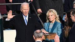 Informe Semanal - Biden frente al legado de Trump