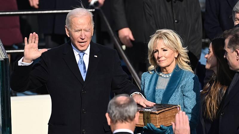 Informe Semanal - Biden frente al legado de Trump - ver ahora