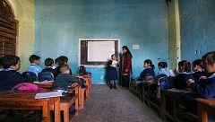 Más de 260 millones de niñas y niños no van a la escuela en el mundo