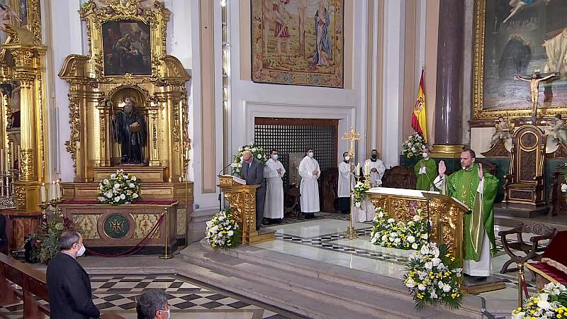 El Día del Señor - Catedral de las Fuerzas Armadas (Madrid) - ver ahora