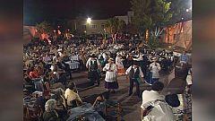 Tenderete - 24/01/2021 con Troveros de Asieta, Tabajoste, Althay Páez, A.F. Arco Iris y Parranda del Millo.