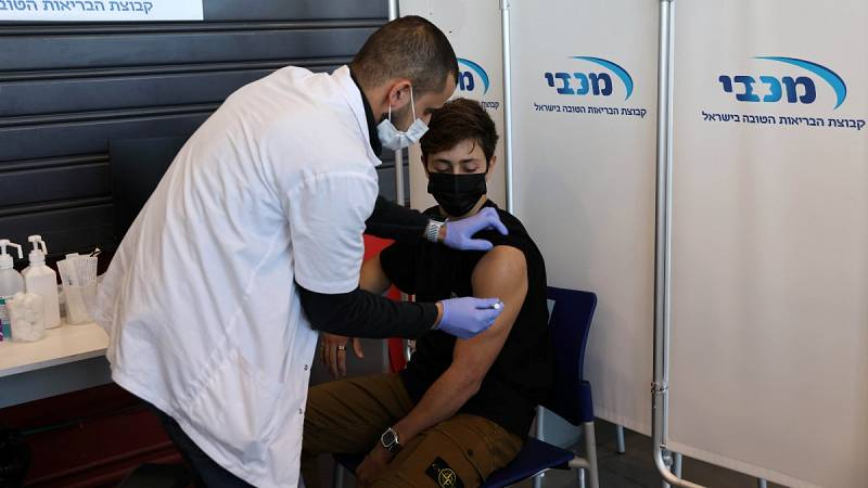 Más de 2,5 millones de israelíes ya se han vacunado de la COVID-19