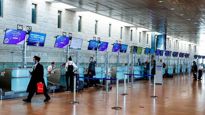 Alemania, Francia e Israel aumentan las restricciones de los viajes ante las nuevas cepas