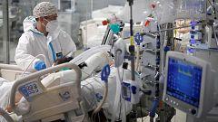 La Rioja, Extremadura y Andalucía registran cifras récord de ingresados en hospitales