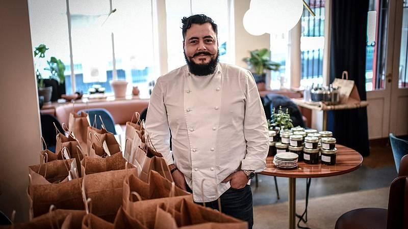El chef Enrique Casarrubias recibe su primera estrella Michelín confinado