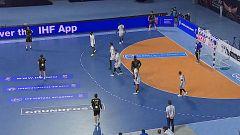 Balonmano - Campeonato del Mundo masculino. 2ª fase: Portugal - Francia