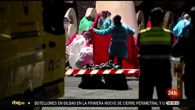 Parlamento - El reportaje - Presión migratoria en Canarias - 23/01/2021