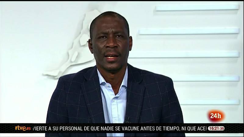 Parlamento - La entrevista - Luc André Diouf, diputado del PSOE - 23/01/2021
