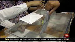 Parlamento - Otros parlamentos - Las elecciones catalanas, el 14F - 23/01/2021