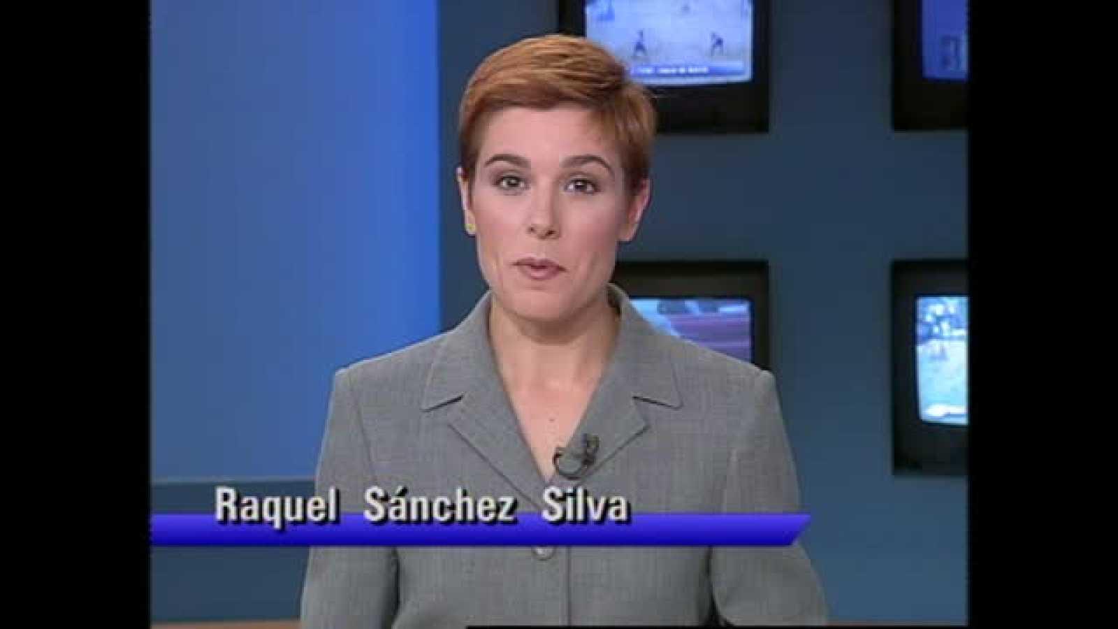 Raquel Sánchez Silva y sus inicios en televisión: así comenzó su carrera en TVE como presentadora de deportes