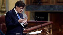 Críticas a Illa por abandonar su cargo en Sanidad antes de su comparecencia en el Congreso
