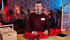 Maestros de la costura - Así es Javier, el directivo de fútbol de 'Maestros de la costura 4'