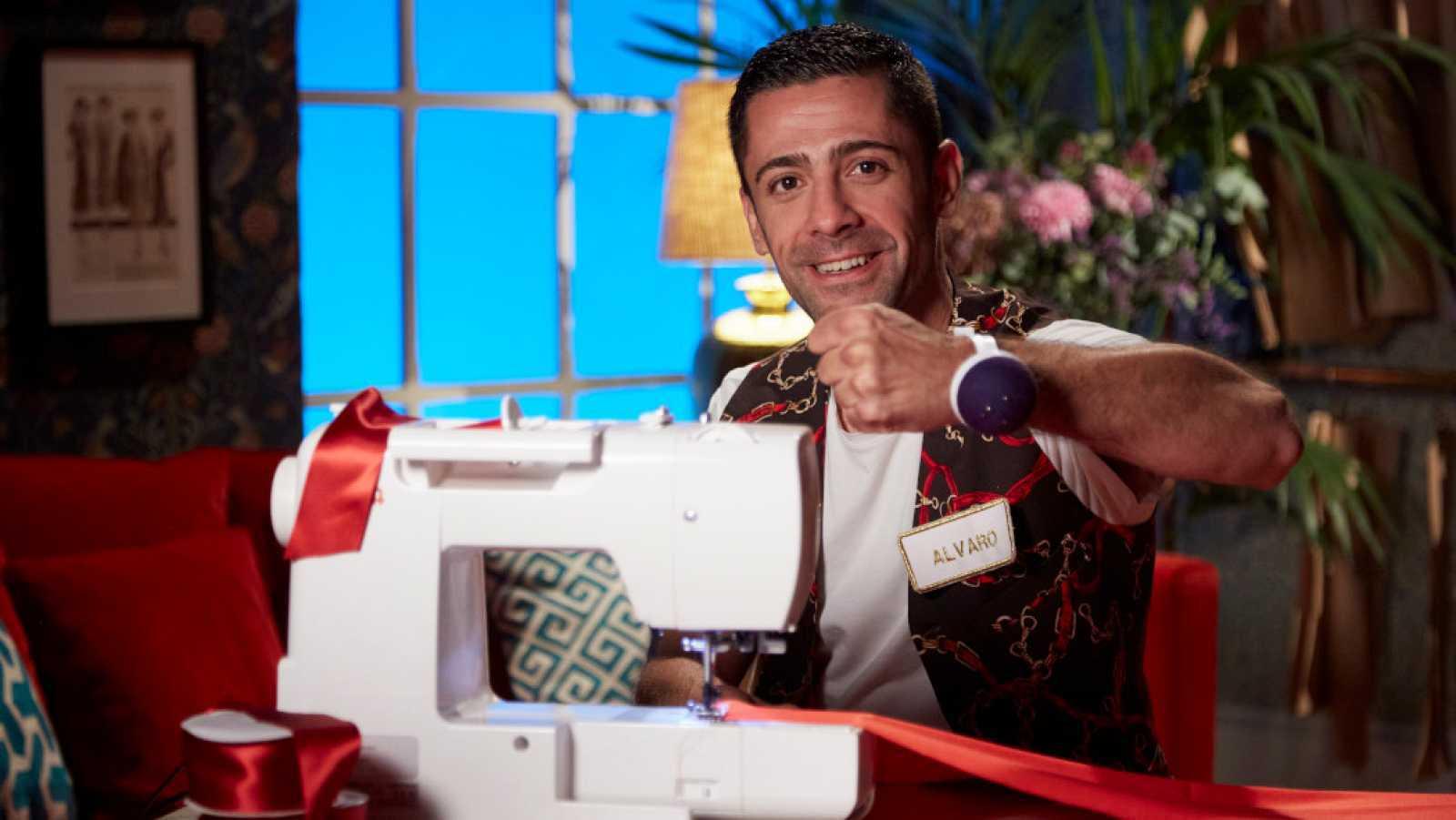 Maestros de la costura - Así es Álvaro, el boxeador de 'Maestros de la costura 4'