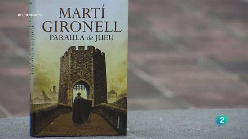 """""""Paraula de Jueu"""" de l'escriptor Martí Gironell a Punts de vista"""