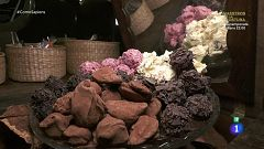 Receta de trufas de chocolate belga