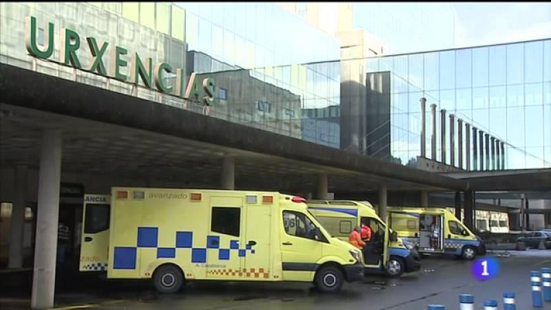 A presión asistencial segue a aumentar sobre os hospitais e as UCI galegas