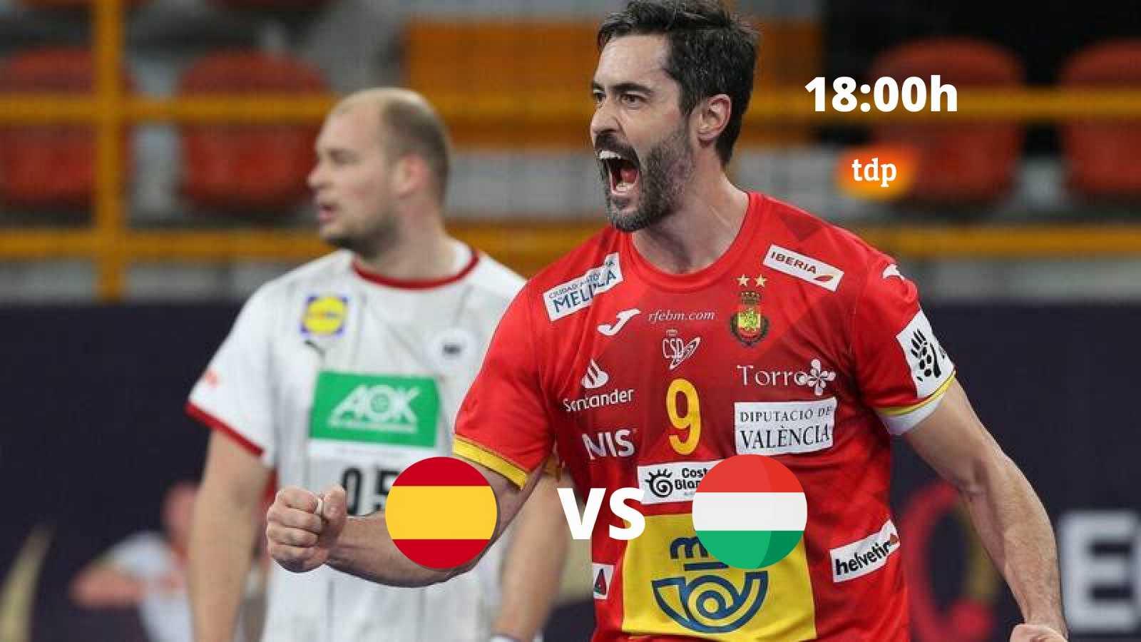 España busca el primer puesto contra Hungría