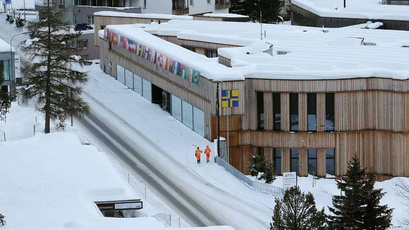 El coronavirus provoca que el Foro de Davos se celebre por primera vez de manera virtual
