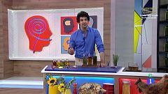 Miguel Ángel Muñoz nos enseña cómo aromatizar el aceite