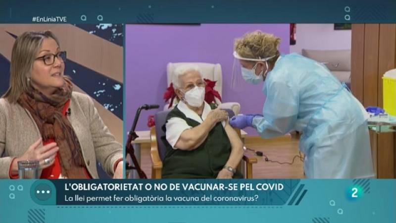 A En Línia ens preguntem: La vacuna hauria de ser obligatòria?