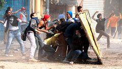 Diez años de la 'Primavera Árabe' en Egipto: Una revolución ahogada por la dictadura de Al-Sisi