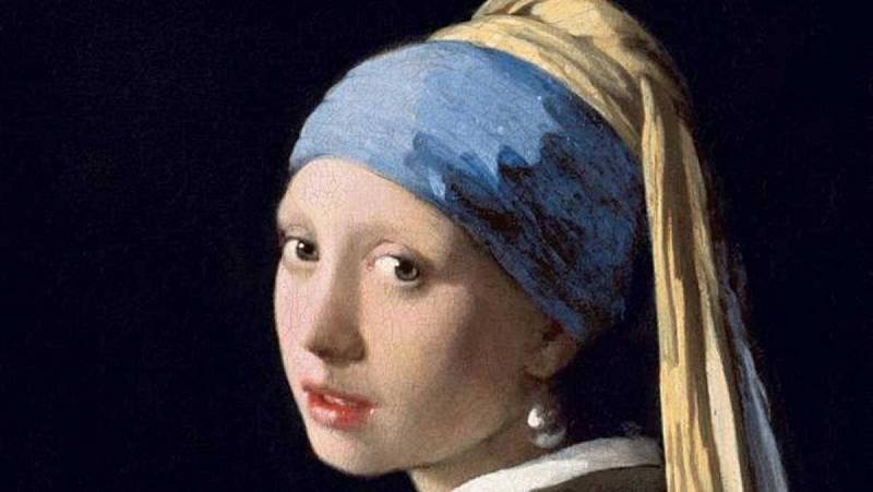 La obra 'La joven de la perla', de Johannes Vermeer, puede verse con detalle en una imagen de más de 10 gigapíxeles