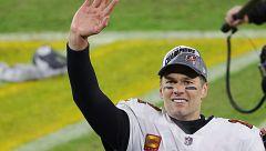 Tom Brady agranda su leyenda y jugrará su décima Superbowl con 43 años