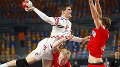 Balonmano - Campeonato del Mundo masculino. 2ª fase: Dinamarca - Croacia