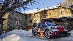 WRC - Campeonato del Mundo Rally Montecarlo. Resumen