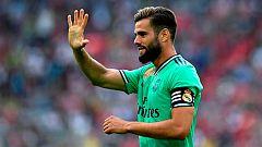 El Real Madrid confirma el positivo por COVID-19 del defensa Nacho Fernández