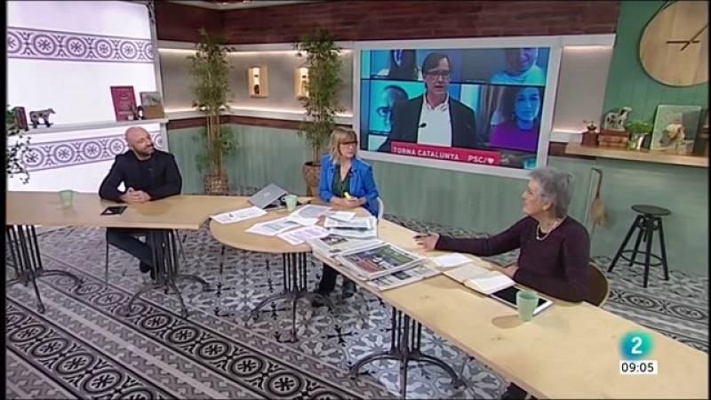 Ramon Espadaler, Marc Ramentol i campanyes electorals