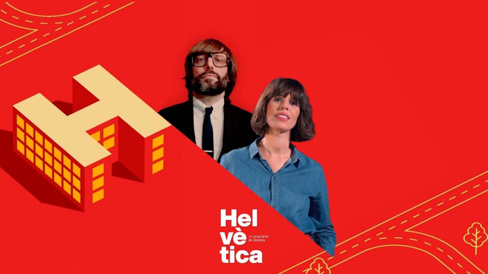 Promo programa Helvètica, un nou programa de disseny