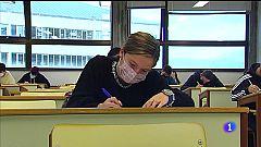 Universidade en Galicia: clases telemáticas, exames presenciais