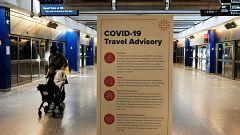 Entra en vigor el veto de viaje a EE.UU. desde la zona Schengen