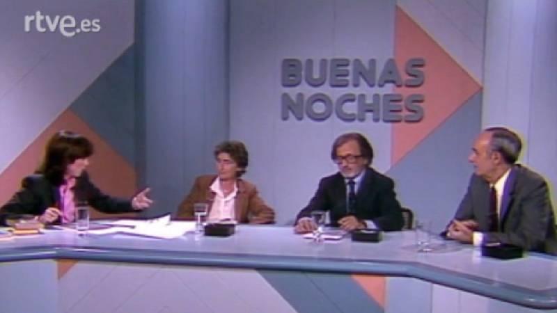 Archivo - Buenas Noches - 27/01/1983
