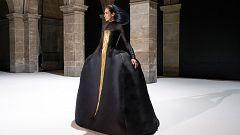 Nieves Álvarez, una bellísima 'Menina' para Stéphane Rolland
