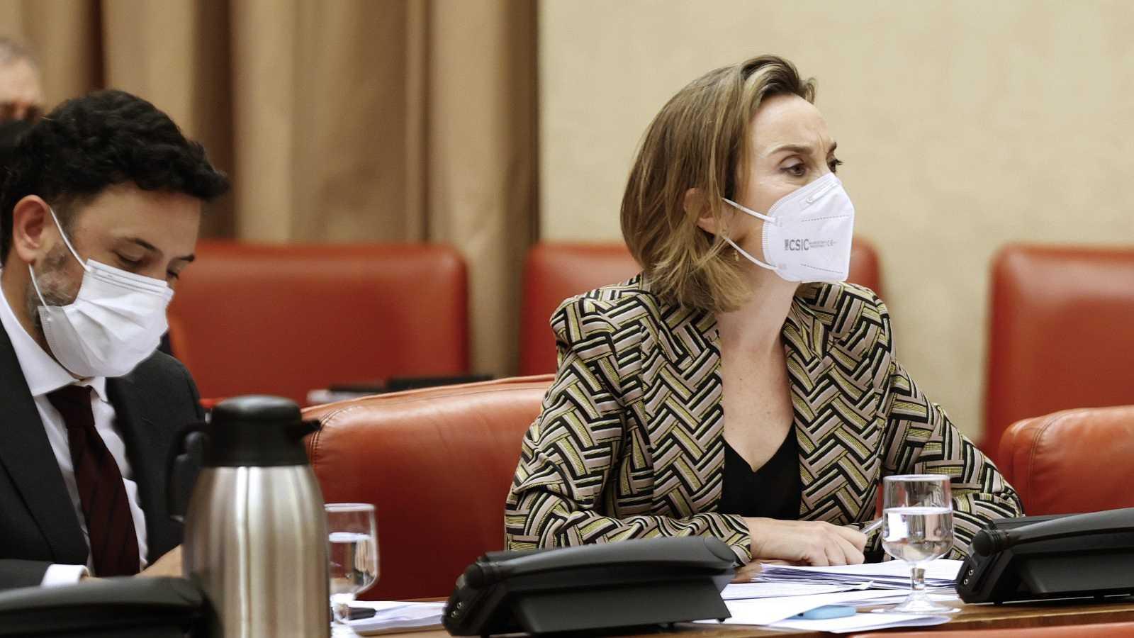 """El PP cuestiona la gestión de Darias durante la pandemia y Cs acusa a Iceta de """"artífice de tripartitos con el separatismo"""""""