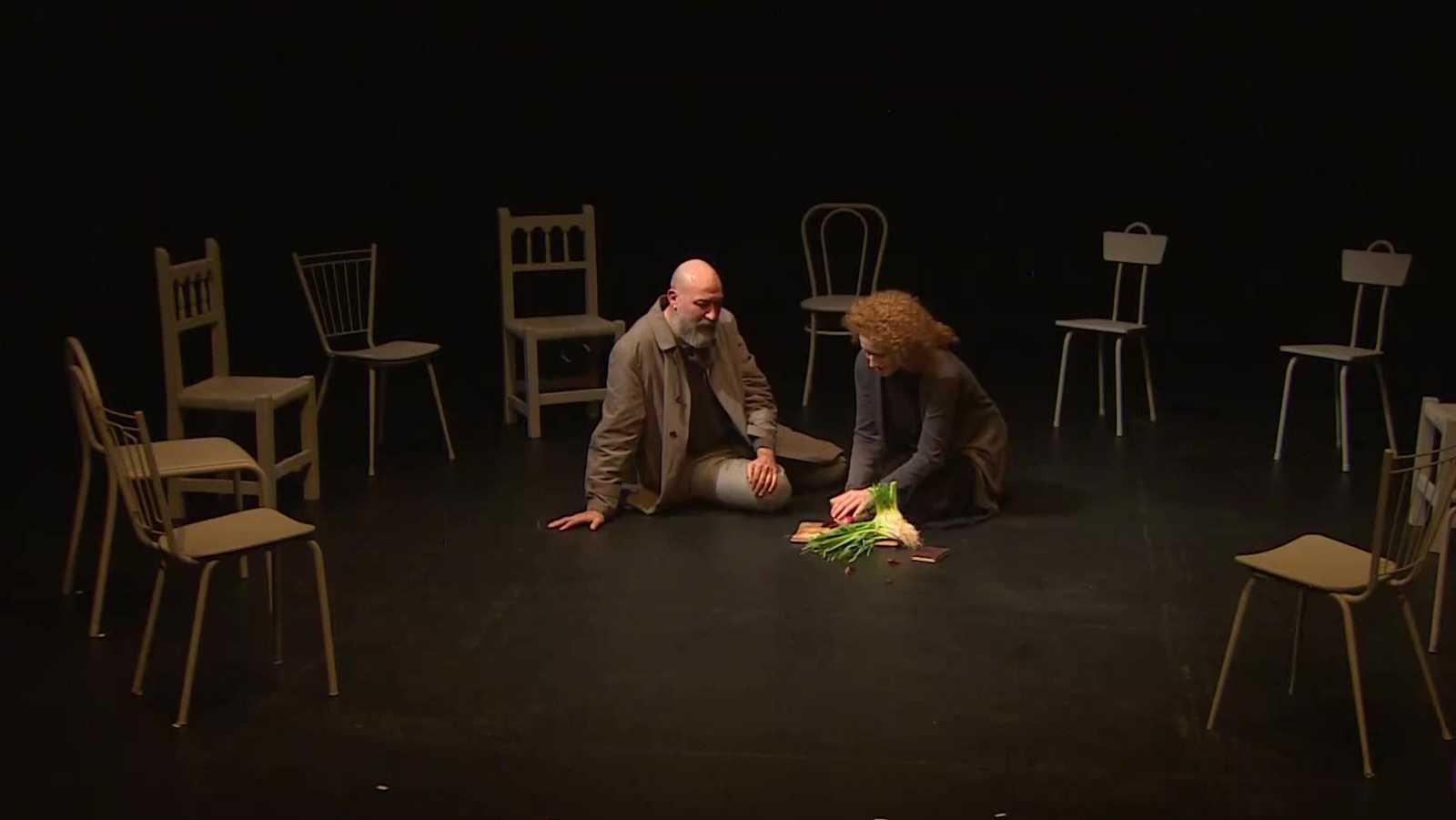 El Teatro Galileo acoge 'La lengua en pedazos' de la mano de Juan Mayorga
