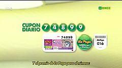 Sorteo ONCE - 26/01/21
