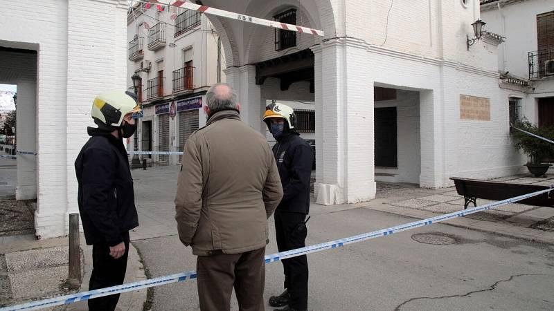 Al menos tres terremotos de más de cuatro grados con epicentro  en Santa Fe y Cúllar sacuden Granada