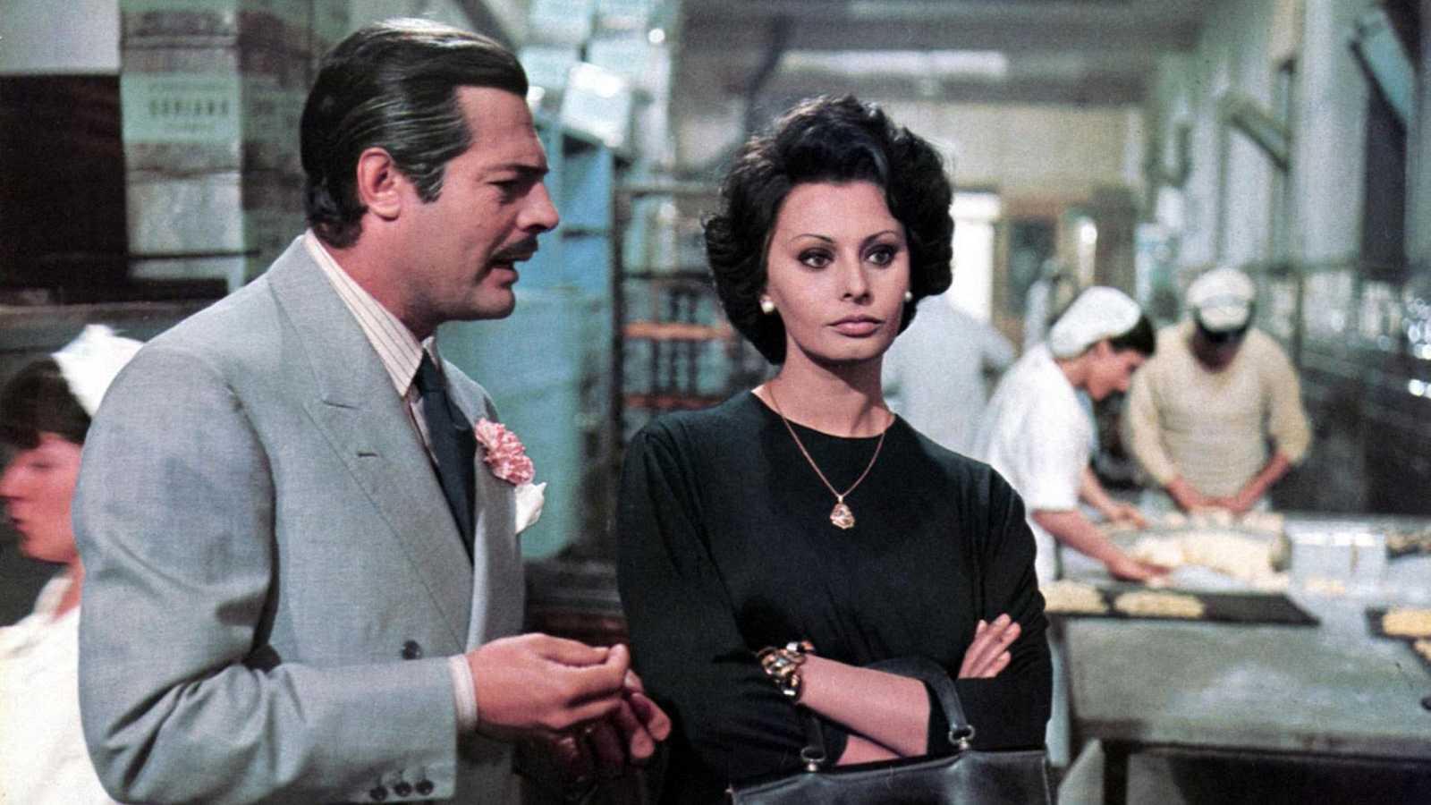 Días de cine clásico - Matrimonio a la italiana - ver ahora