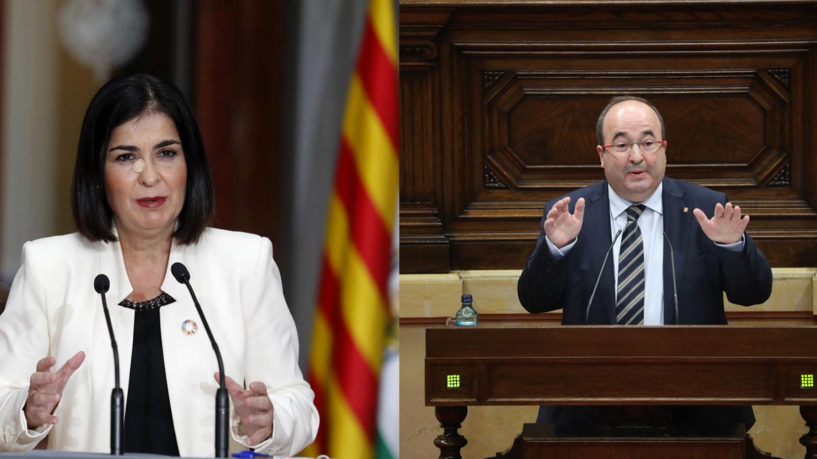 Darias e Iceta, nuevos ministros
